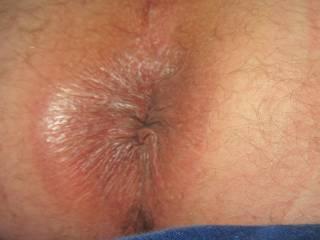 fresh shaved Hole