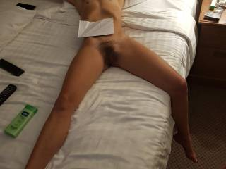 Her size 4 hairy hungry pussy wants you. Tell her you want her and she might give it to you. We love guys fucking her. Apply within.