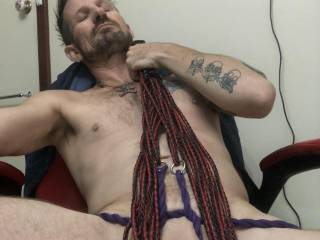 More rope and a touch of leather