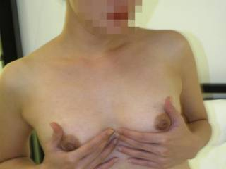 ;) very sexy wife very sexy boobs & nipples