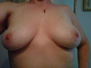 What a great set of tits she has!
