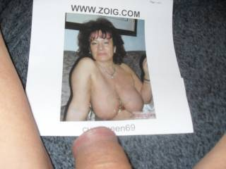 Beautiful sexy lady hope she likes my cock