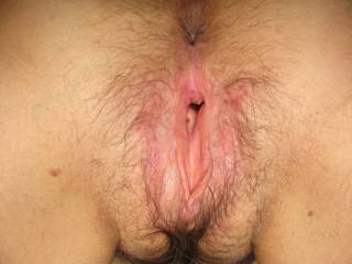 and I'm so hard now..lets play? I zoomed in on this pic and OMG...I was licking the screen...mmmm I'm lovin' your natural pussy