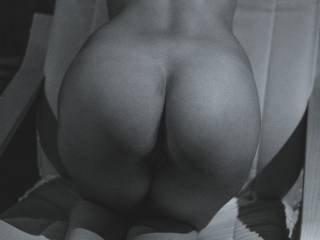 the one way god designed it to be used, by grabbing that tiny waist and pulling that ass back against this big, pussy-filling cock