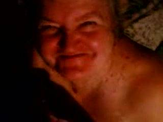 This is a 61 year old senior citizen cock slut I know who will suck and fuck anyones cock that cums to her house in delaware !