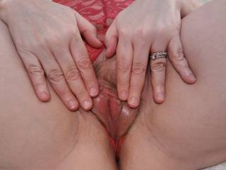 How about some delicious and sweet married pussy? They say a married woman's pussy tastes so much better. It's real, and I am really,really horny!
