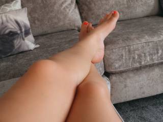 One for the feet lovers ☺️