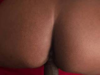 Sexy ebony slut told her boyfriend she had homework just to get her bubble booty drilled