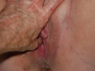 Fucked her to squirting orgasm; playing between rounds...
