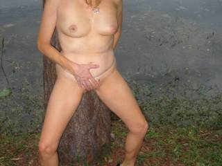 I love your photos, six wonderful one, a lot sexy, your sublime ,thanks for the pleasure that mine you have given. Your man is lucky  You have a lovely body, with yours breasts and pussy looking so  touchable!