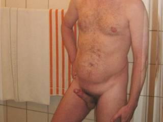stripping in bath