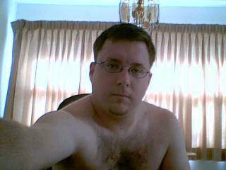 Just me testing the webcam