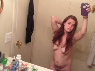 Your a cutie, but your built to fuck body has me drooling like the other commentors =)...i just want to jump in the shower with you so i can wash every inch of that body before we go from naughty to dirty =).
