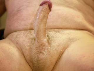 I'd like to take your cock in my mouth and feel it slide down my throat and taste your cum. Mark