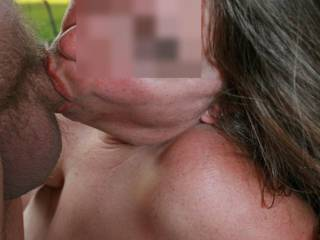She gives a great blowjob. The secret is liking it. She loves to give head. She says it makes her in control for a change.