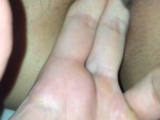 sexy wet latina fingered - is this pussy too tight?Comments pls, otherwise what's the sense of uploading?