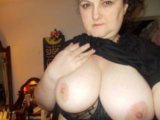 """your tits are to too big to be """"just"""" a flash! nice!!!"""