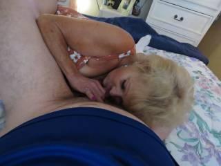 granny loves giving me head