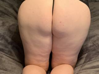 She wants you to pull down her panties