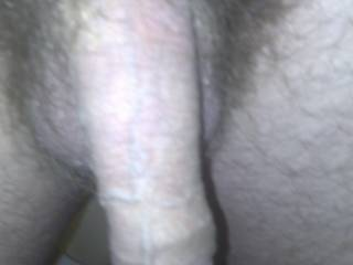 Mmmm...mature cock ...unshaven...uncut...who could ask for more...
