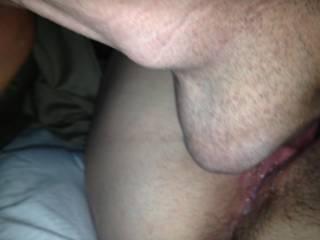 love licking that ass when she cums