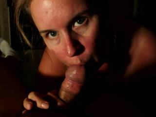 Beautiful, you got my cock nice and hard, would love you to do me, mmm if hubby is away that often, may be lots of NSA ?????. xxxxxxx,s.