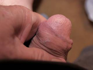 Still soft, need help (you like uncut? uncut is best, the foreskin slides easily over the knob). This is a very friendly dick (and quite tasty too) one that has made many many friends over the years and would like to make many more friends, how about you?