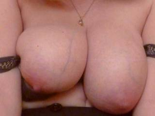 My huge tits to grope - Will you be gentle?