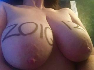 Boobs boobs and more boobs. Bored yet? :))