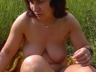 meine frau nackt im freien my wife naked outdoors