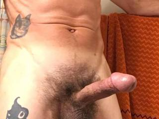 Any ideas what to do with my big hairy penis?