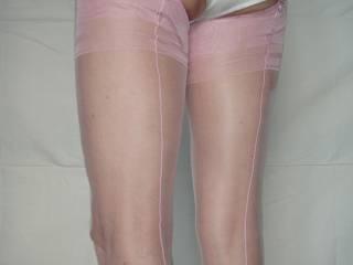 Pink NYLONS 01