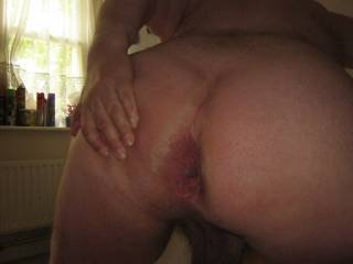 i'v got a hard cock that would fit nicely in your tight ass