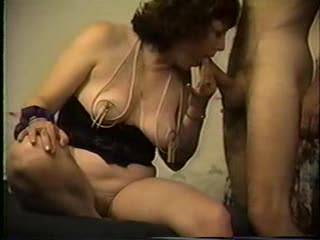 Cheatin MILF Erica...after breast bondage, clip her nipples and watch he rsuck my cock on cam...shes so good, dont u think?