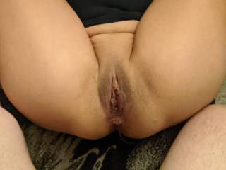 just fucked pussy