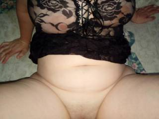 This is my wife in her sexy outfit