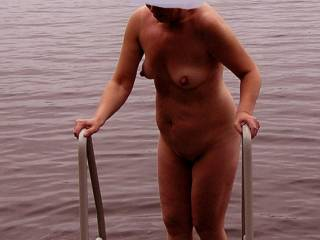What you think about her mature body?