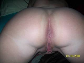 This is seriously the sexiest picture of you that you've had taken. So stop fucking around and let me take some more, and some with my cock in your pussy and your tight ass.