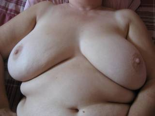 Love to suck your awesome tits & c them bounce while u ride my hubby's cock
