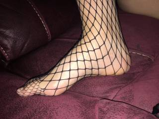 Just a snap of my foot for you feet lovers