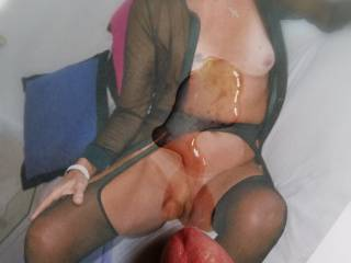 Loved doing this for a very hot sexy lady