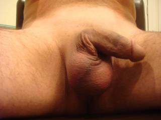 wish we could suck your cock and lick your smooth balls.