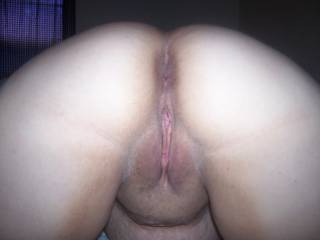 i love to lick from ass  to pussy also SO i am not crazy My wife loves her ass and pussy licked just like this