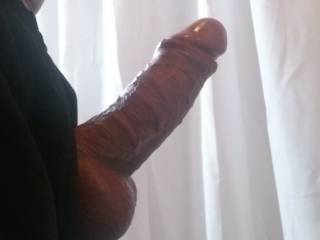 Oh yeah, stick it in my mouth....and watch me suck it...you'll be shooting cum down my throat faster than you think.   K