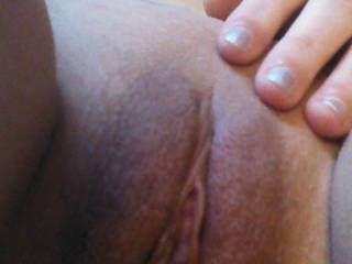 Just a pussy shot