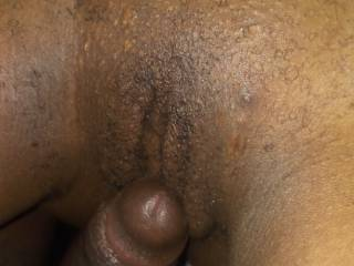 Tight Kenyan pussy