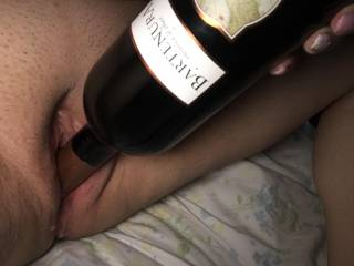 Anyone care to join me for a bottle of wine???