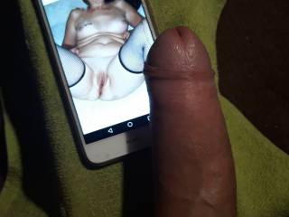a big cock for my fucking wife