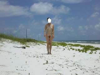 We took a day trip to the beach in Florida.  Spent the entire day on the beach fucking and sucking on the beach.  great time.  If I can get the videos up uploaded you will see more..