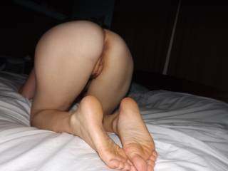 I would cum inside your ass. Definitely